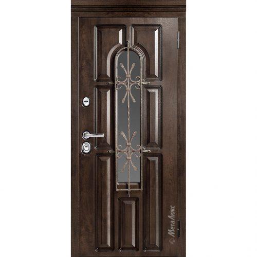 baltkrievijas metala durvis METALUKS