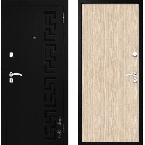 Lētas metāla durvis, cena tikai 189,00 Eur!