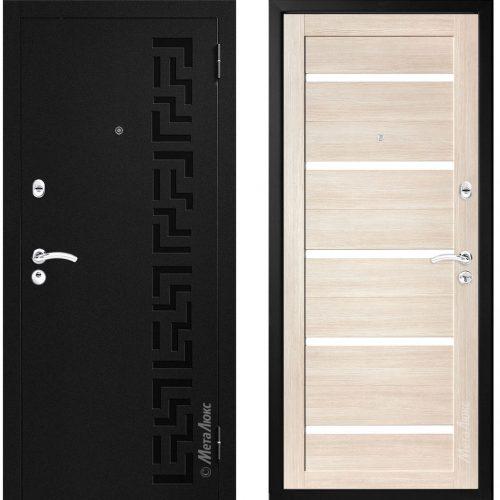 Kvalitatīvas metāla durvis dzīvoklim un mājai