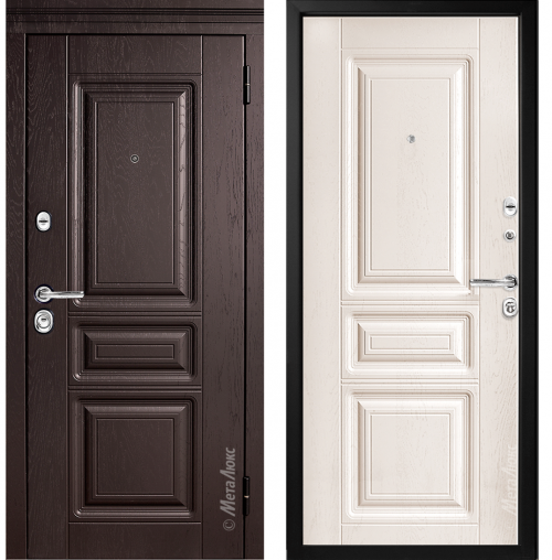 Metāla durvis dzīvoklim ir pieejamas noliktavā!