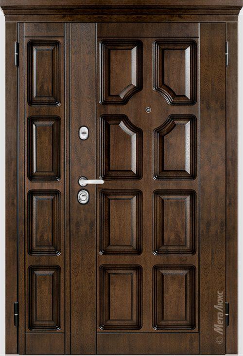 Nestandarta izmēra metāla durvis dzīvoklim un mājai