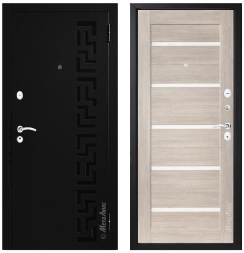 Kvalitatīvas metāla durvis M280