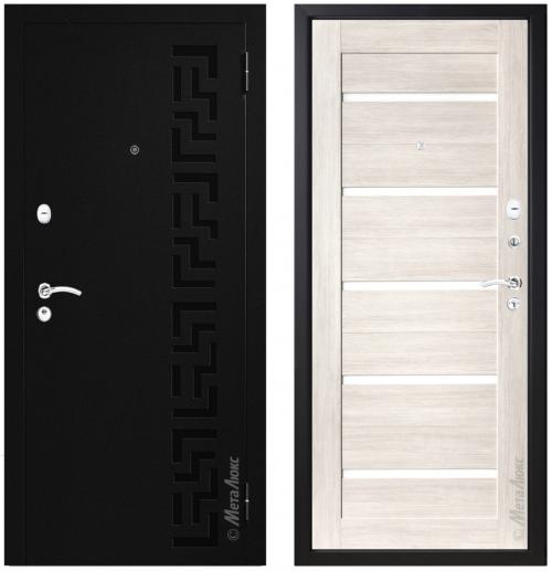 Kvalitatīvas metāla durvis M282