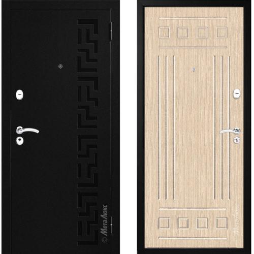 tērauda durvis